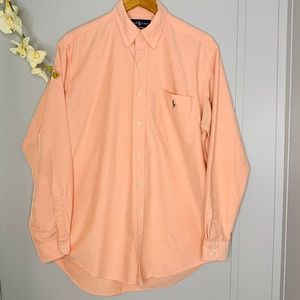 Ralph Lauren Classic Fit Men's Shirt M